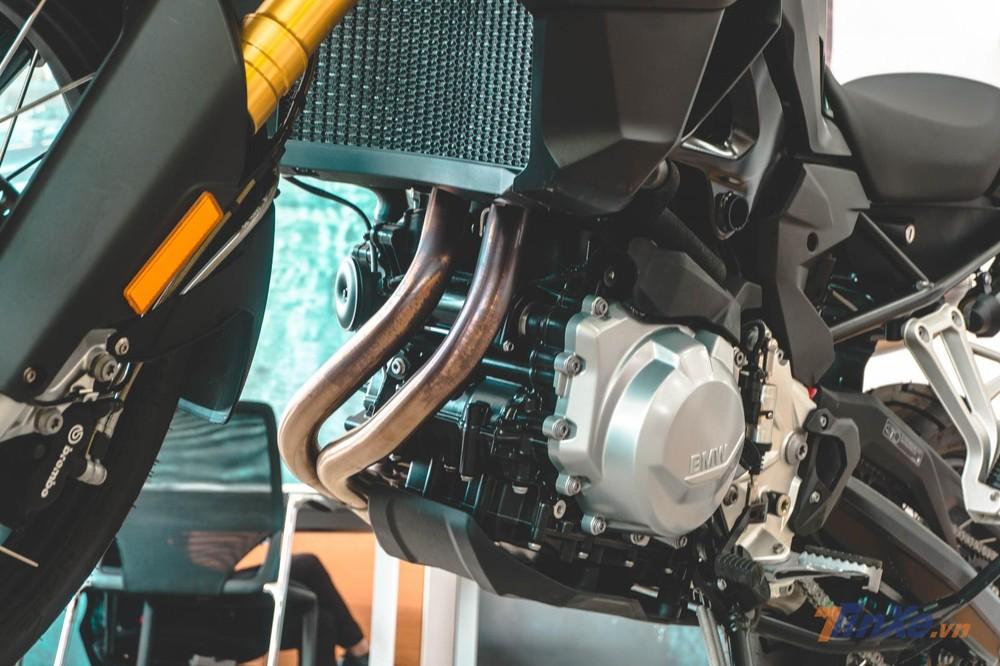 BMW F850 GS 2019