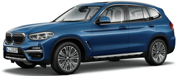 BMW X3 Xanh Phytonic