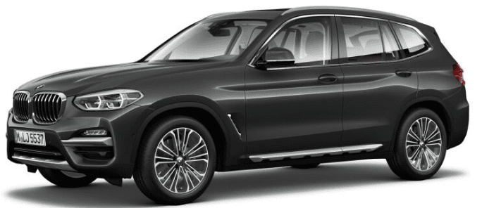BMW X3 Xám Sophisto
