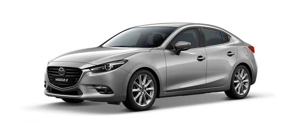 Mazda 3 2019 Bạc