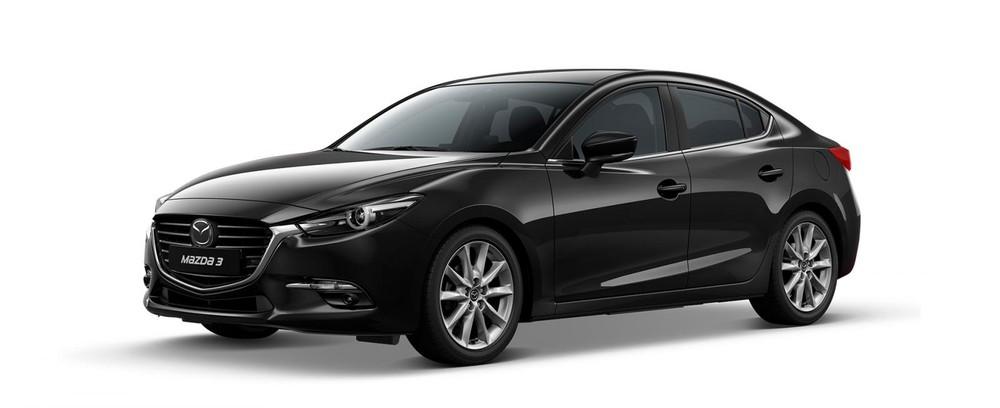 Mazda 3 2019 Đen