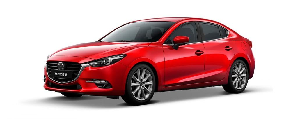 Mazda 3 2019 Đỏ