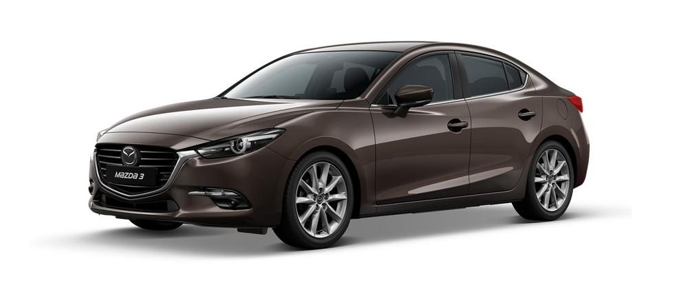 Mazda 3 2019 Nâu