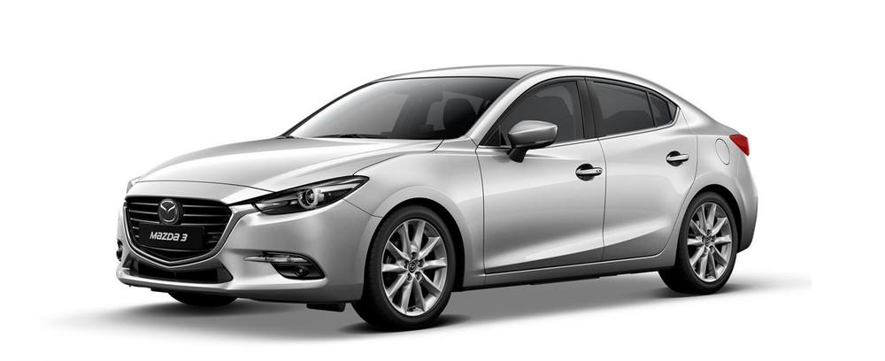 Mazda 3 2019 Trắng