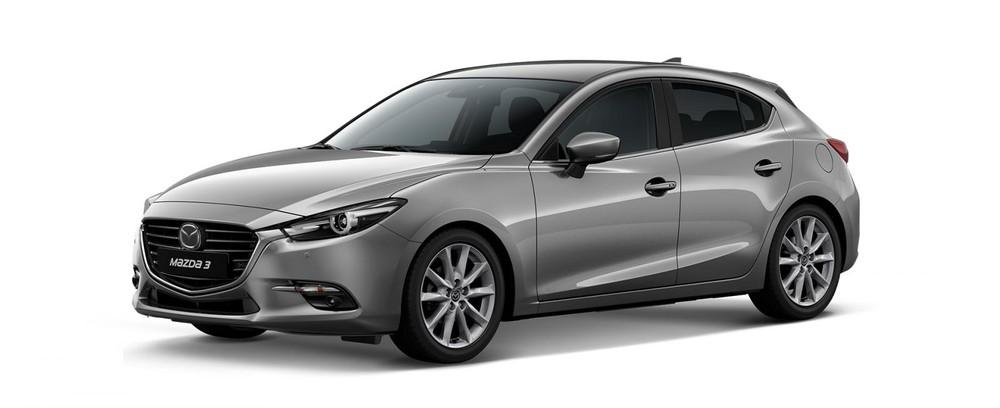 Mazda 3 Hatchback 2019 Bạc