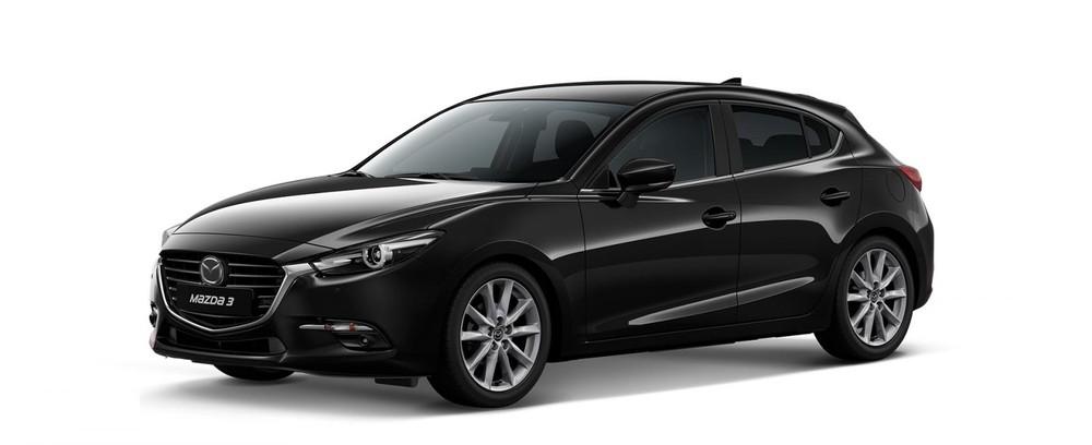 Mazda 3 Hatchback 2019 Đen