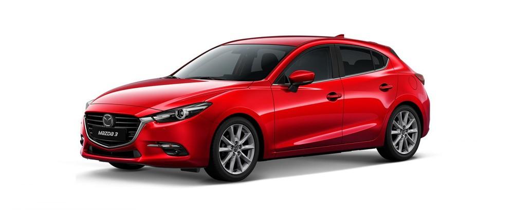 Mazda 3 Hatchback 2019 Đỏ