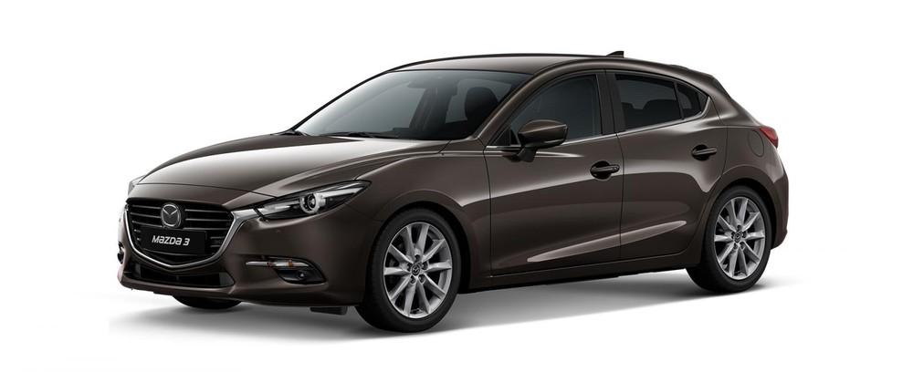 Mazda 3 Hatchback 2019 Nâu
