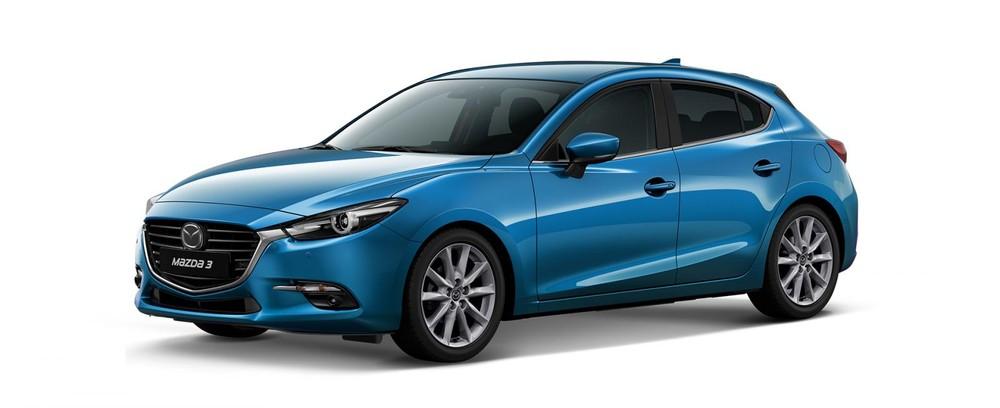 Mazda 3 Hatchback 2019 Xanh