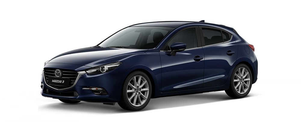 Mazda 3 Hatchback 2019 Xanh đậm