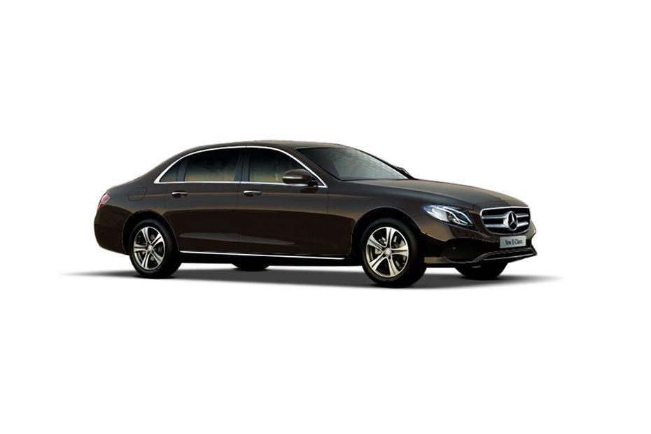 Mercedes-Benz E200 Nâu Citrine