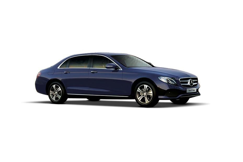 Mercedes-Benz E250 Xanh Cavansite