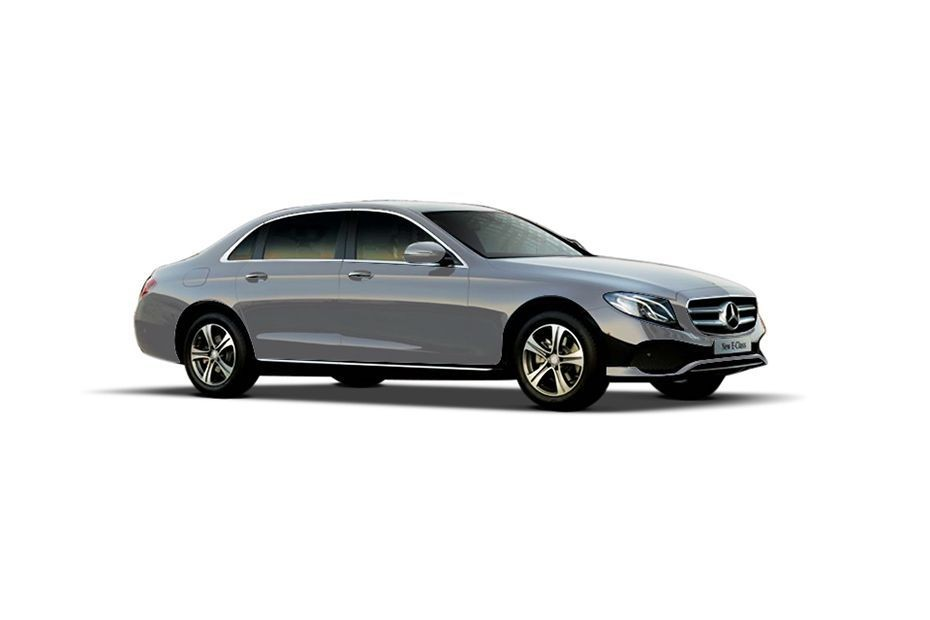 Mercedes-Benz E250 Bạc Iridium