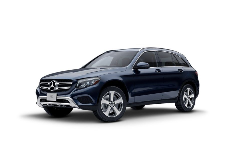 Mercedes-Benz GLC 300 Xanh Cavansite