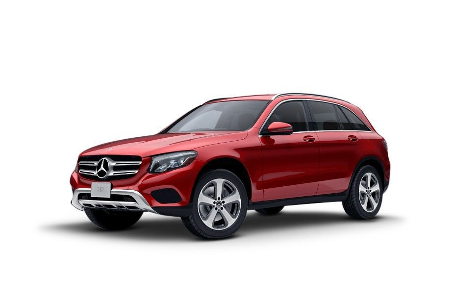 Mercedes-Benz GLC 300 Đỏ Hyacinth