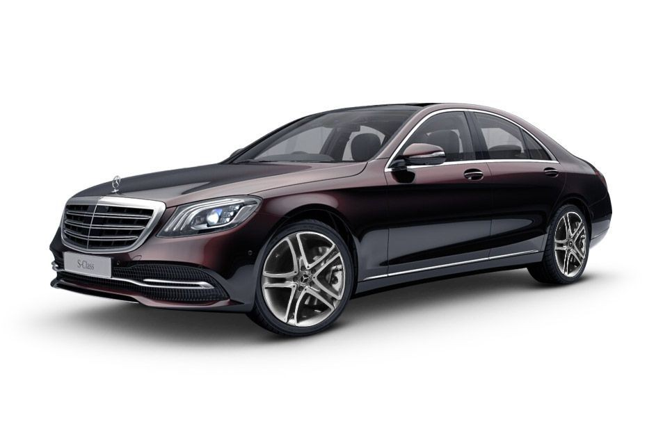 Mercedes-Benz S450 Đỏ Ruby