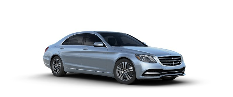 Mercedes-Benz S-Class S500 Bạc Diamond