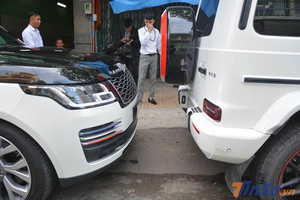 Range Rover Autobiography LWB đời 2018 được phân phối chính hãng với giá 10,009 tỷ đồng cho bản tiêu chuẩn
