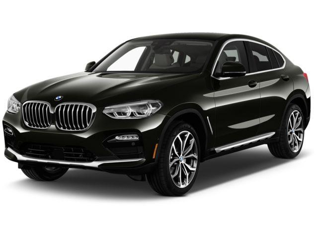 BMW X4 Đen Olive