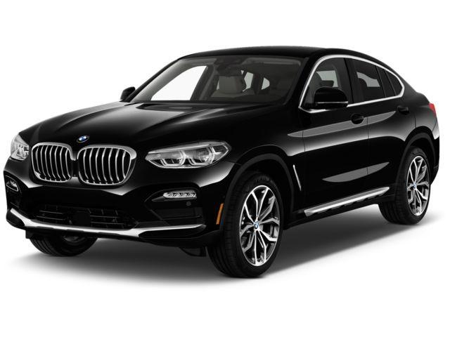 BMW X4 Đen Bóng