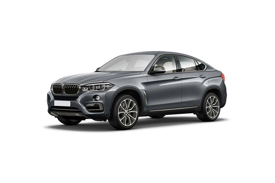 BMW X6 Xám Space