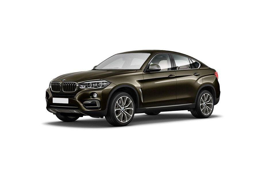 BMW X6 Xanh Rêu