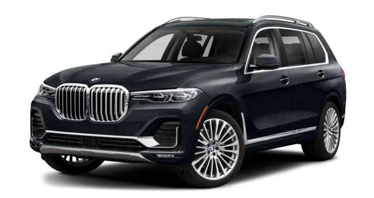 BMW X7 Đen Carbon