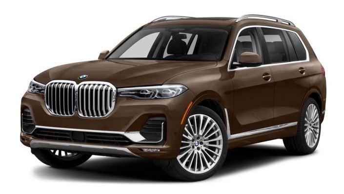 BMW X7 Vàng Đồng Vermont