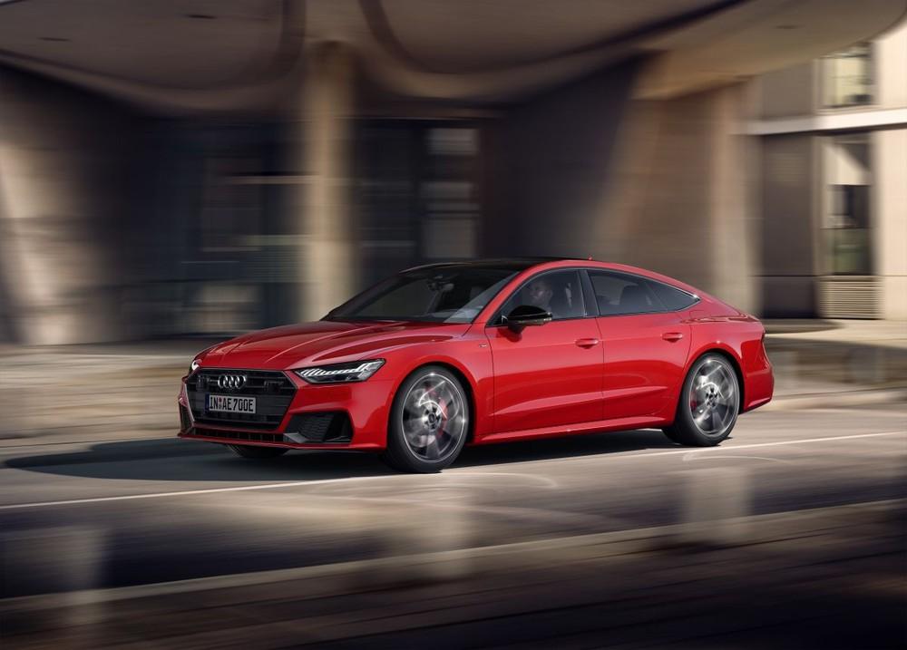 Audi A7 Sportback có thể vận hành bằng mô-tơ điện