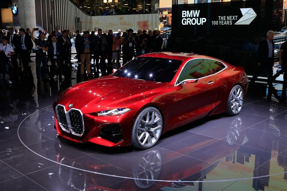 Concept 4 mang vai trò cái nhìn trước về 4-Series thế hệmới