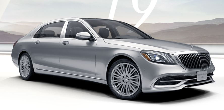 Mercedes-Maybach S560 Bạc Iridium