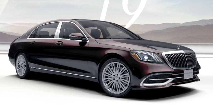Mercedes-Maybach S560 Đỏ Ruby