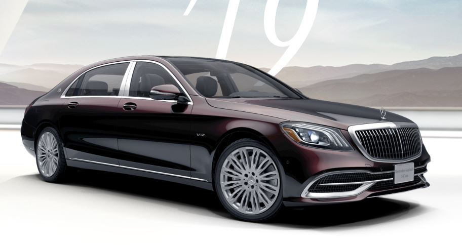 Mercedes-Maybach S650 Đỏ Ruby