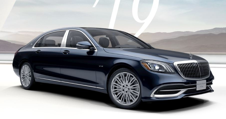 Mercedes-Maybach S650 Xanh Cavansite