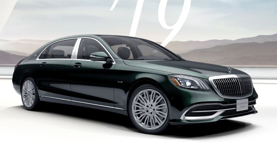 Mercedes-Maybach S650 Xanh Emerald