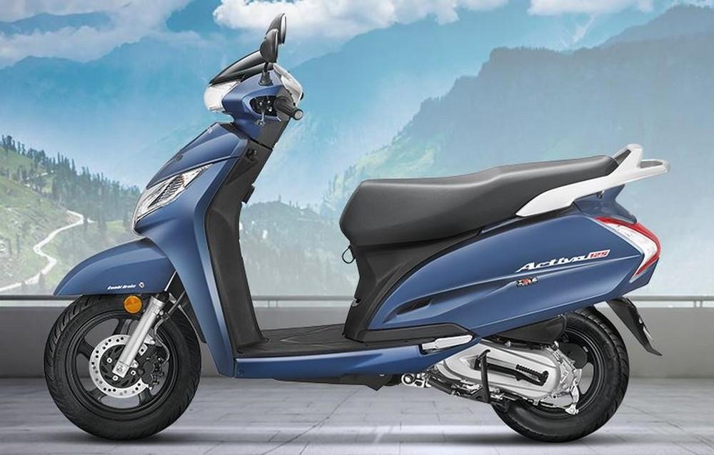 Honda Activa 125 2020 có một số thay đổi nhỏ về thiết kế