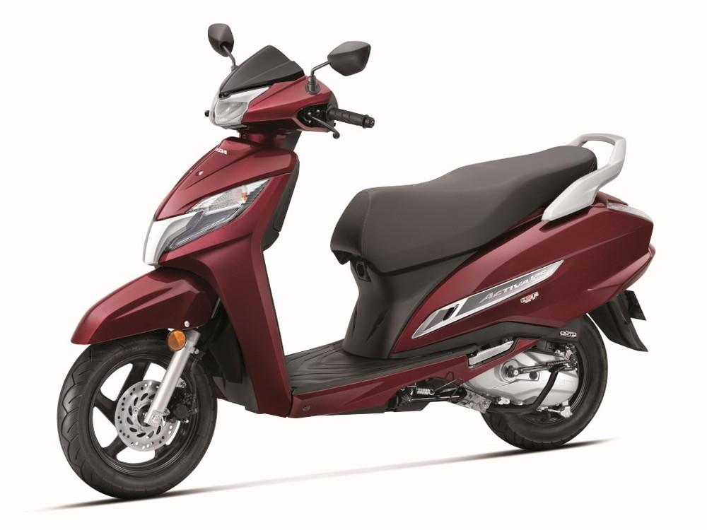 Honda Activa 125 2020 tại Ấn Độ