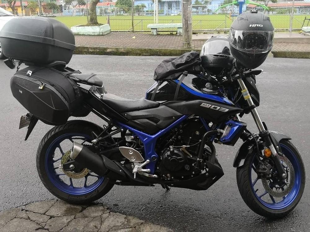 Tenere 300 rất có thể sẽ mang động cơ từ Yamaha MT-03