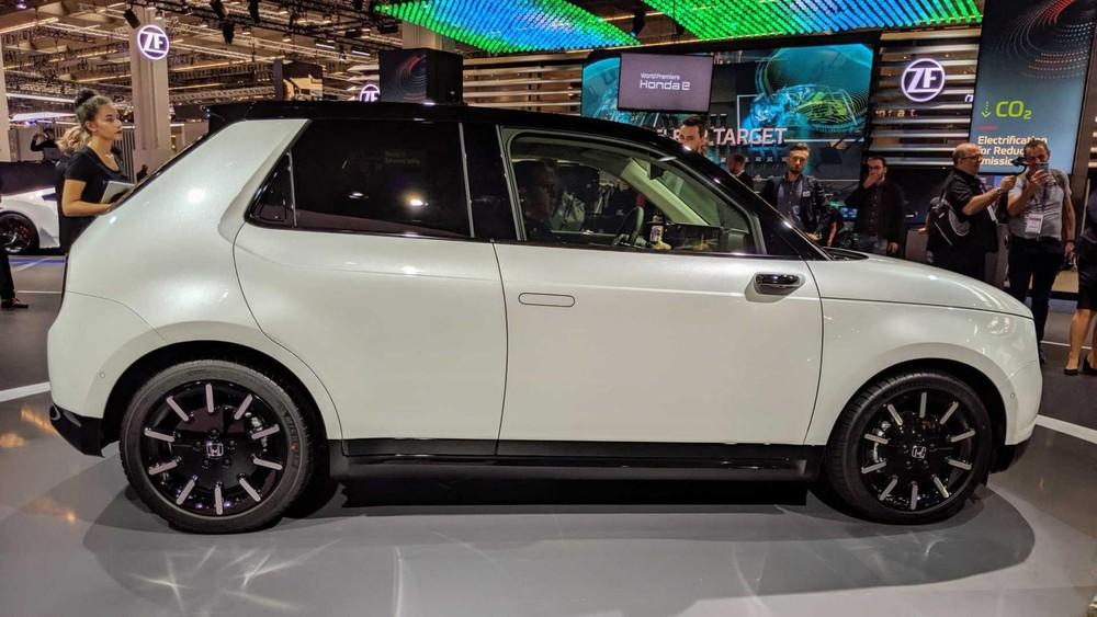 Honda e ra mắt trong triển lãm Ô tô Frankfurt 2019