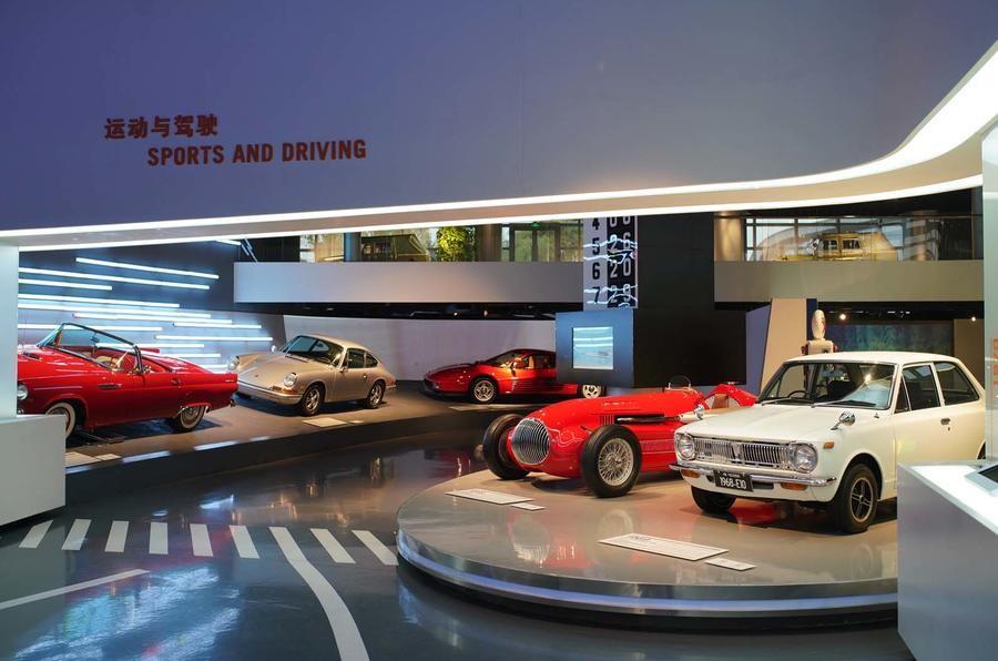 Bảo tàng Ô tô Thượng Hải là bảo tàng dành riêng cho xe hơi tại Trung Quốc