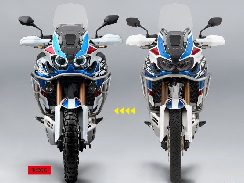 Honda Africa Twin 1100 2020