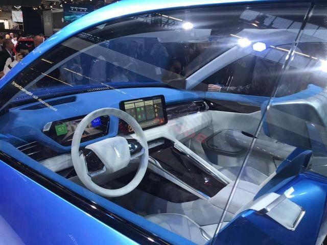 Hệ thống điều khiển lái trong Wey-S