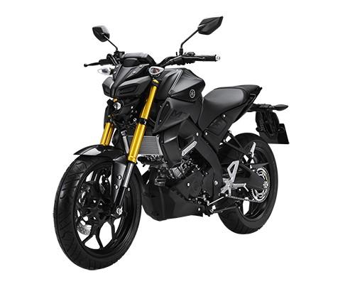 Yamaha MT-15 màu Đen