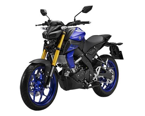 Yamaha MT-15 màu Xanh dương
