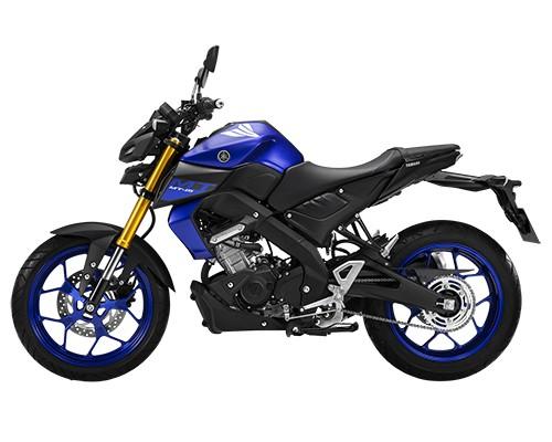 Yamaha MT-15 thừa hưởng thiết kế đặc trưng của dòng naked bike MT-Series