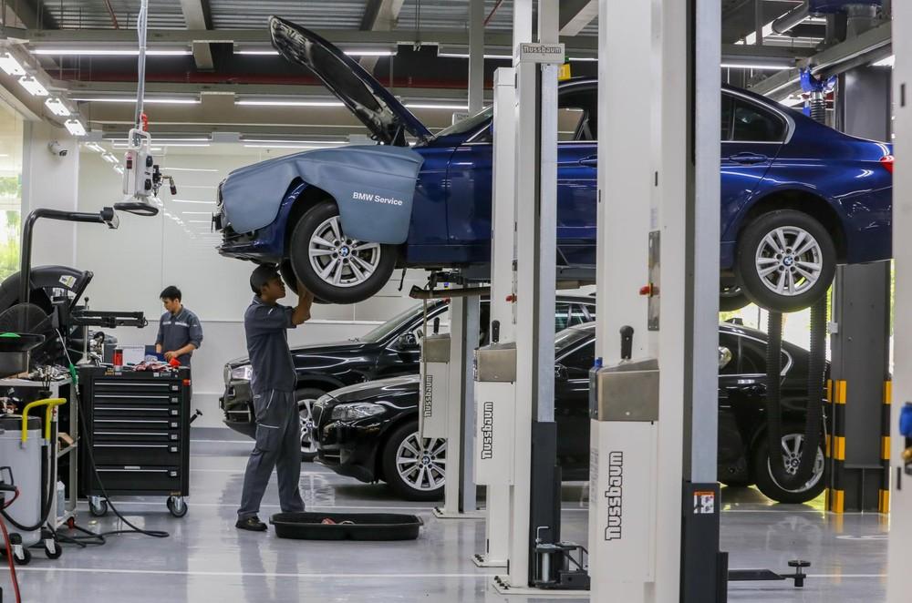 Khách hàng của BMW tại Việt Nam sẽ được chăm sóc, tư vấn theo đúng tiêu chuẩn BMW toàn cầu.