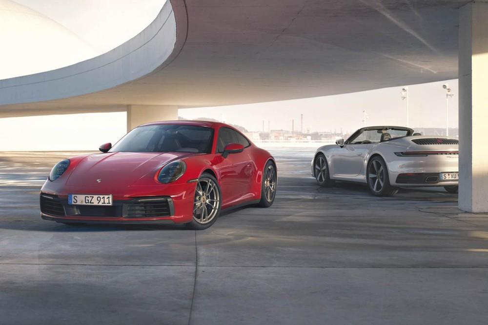 Khách hàng càng chọn nhiều trang bị cho chiếc 911 của mình thì Porsche càng thu lời