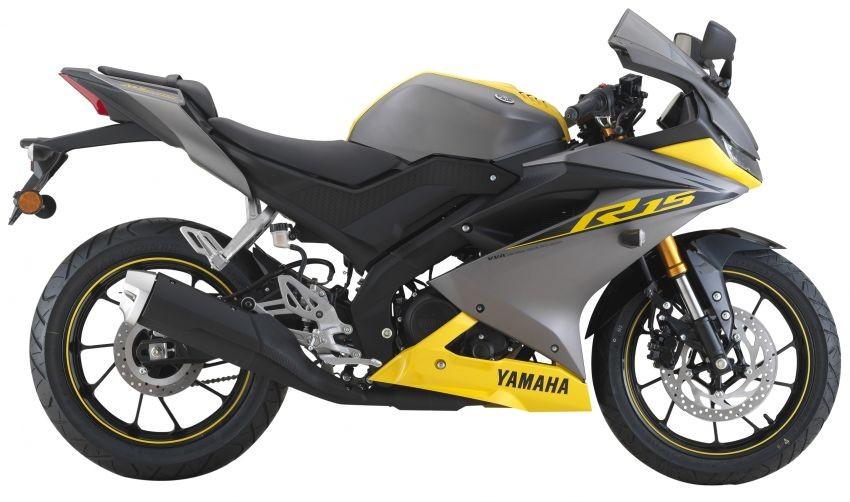 Xe sở hữu động cơ xylanh đơn dung tích 155 cc