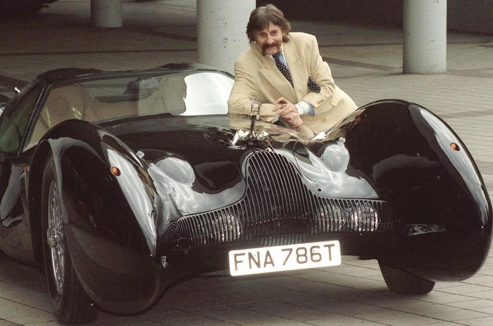 Luigi Colani là một nhà thiết kế có những sản phẩm vô cùng kỳ lạ cho thế giới ô tô
