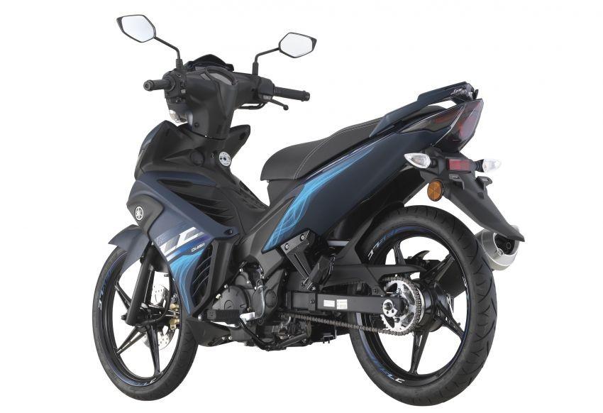 Đuôi xe Yamaha 135LC SE